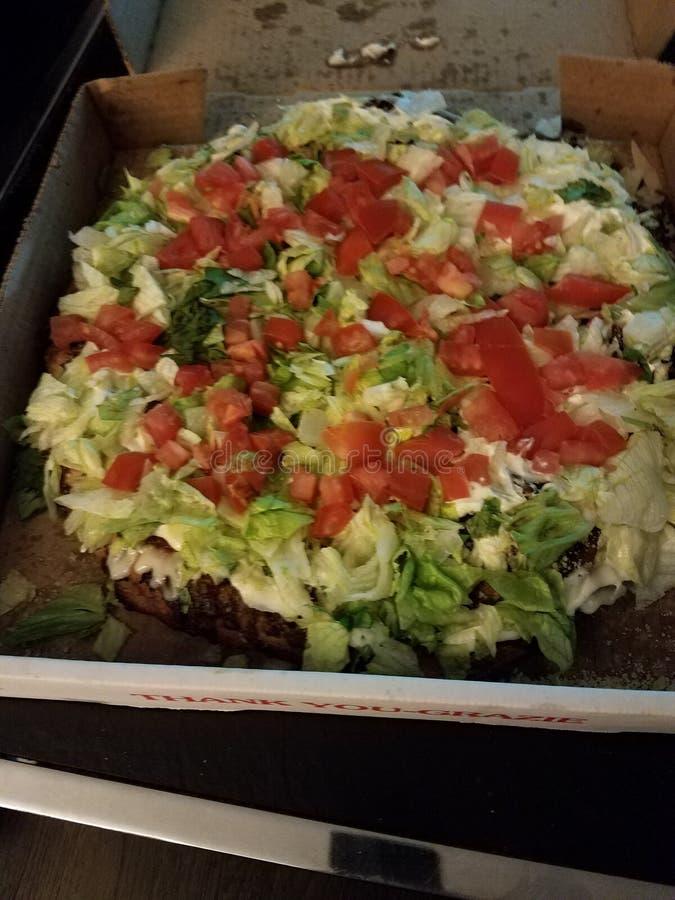 BLT Pizza stock photos