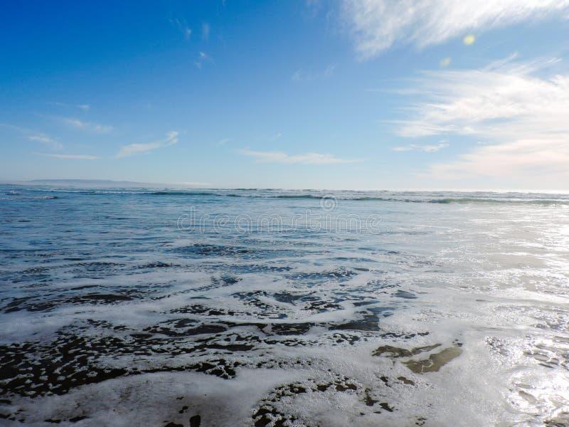 Blu di oceano immagine stock