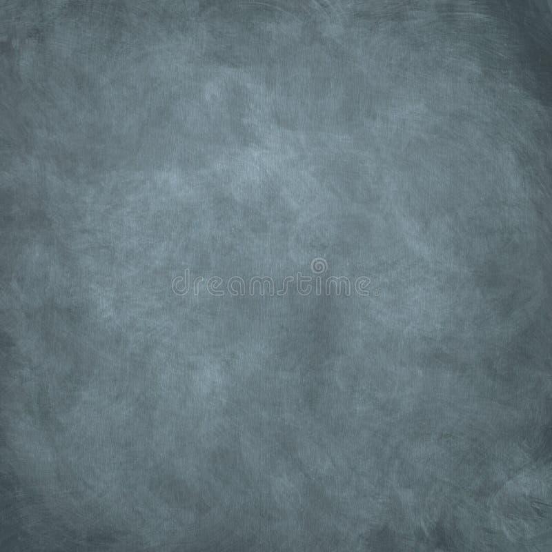 Blu di sguardo indossato fondo semplice di lerciume strutturato illustrazione di stock