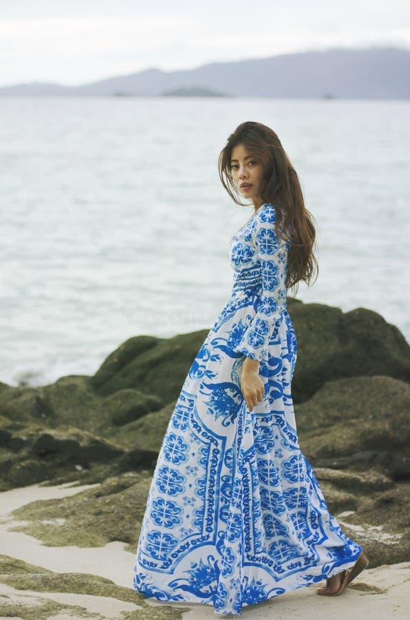 Blu luminoso fotografie stock libere da diritti
