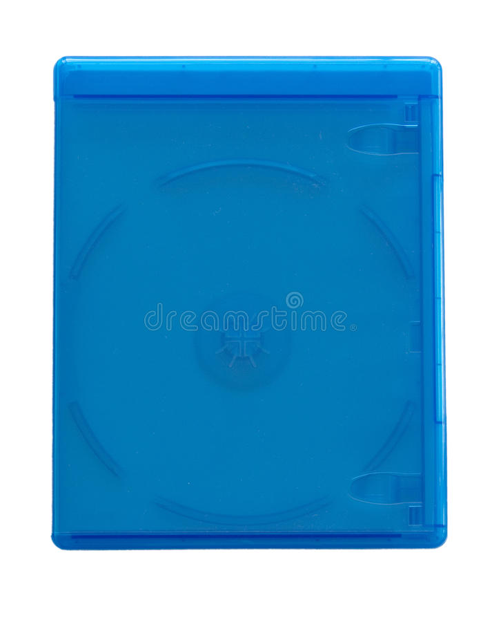 Download Blu-Ray cover stock photo. Image of bluray, blue, pack - 14524814