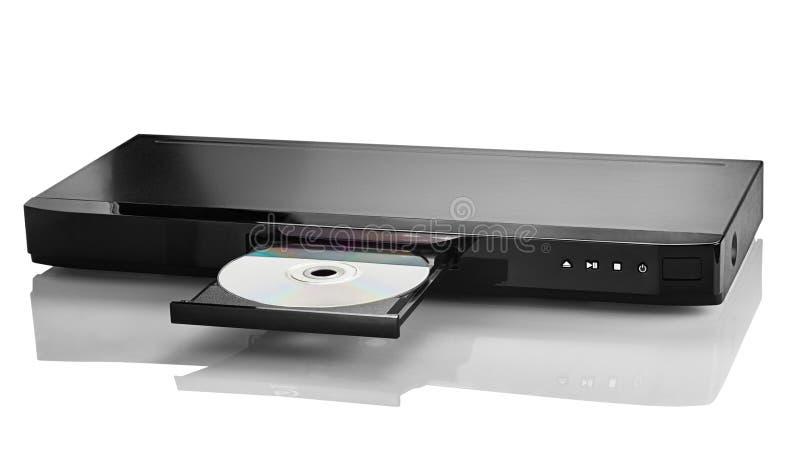 Blu-ray DVD 3 royaltyfria bilder