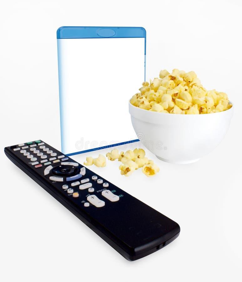 Blu-straal dekking stock fotografie