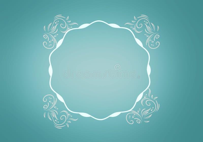Blud bloemenachtergrond royalty-vrije stock afbeelding