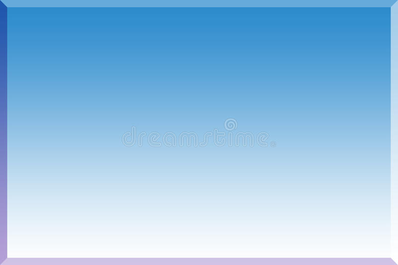 Blue 3d background stock photography