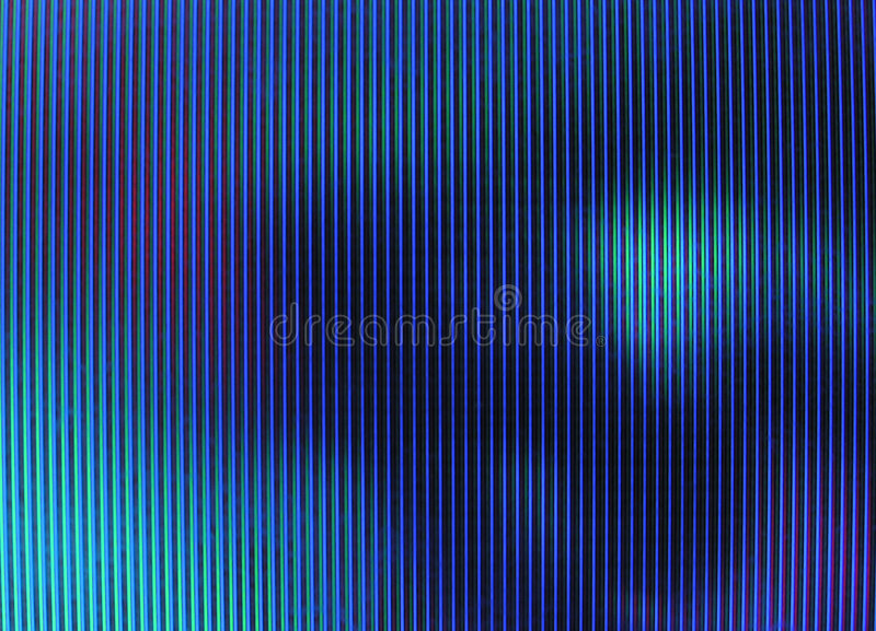 Blue abstract stock image