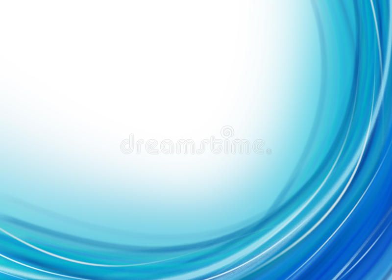 Blue abstract background. For your business artwork stock illustration