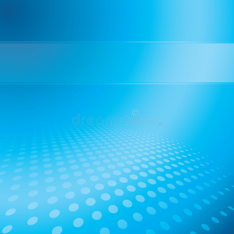 Free Blue Abstract Background Stock Image - 8222801