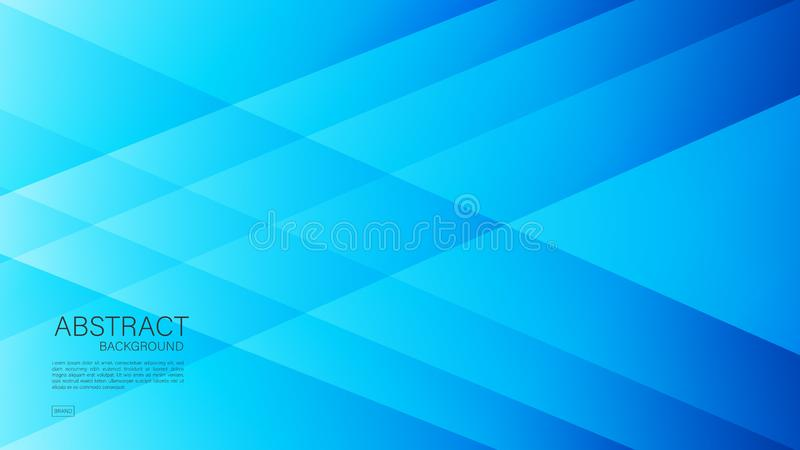 Blue abstract background, Geometric vector, graphic, Minimal Texture, cover design, flyer template, banner, web page, book cover vector illustration