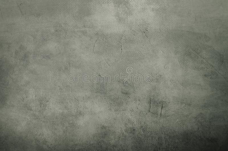 Gray abstract background or texture. Gray turquoise grungy canvas background or texture stock photos