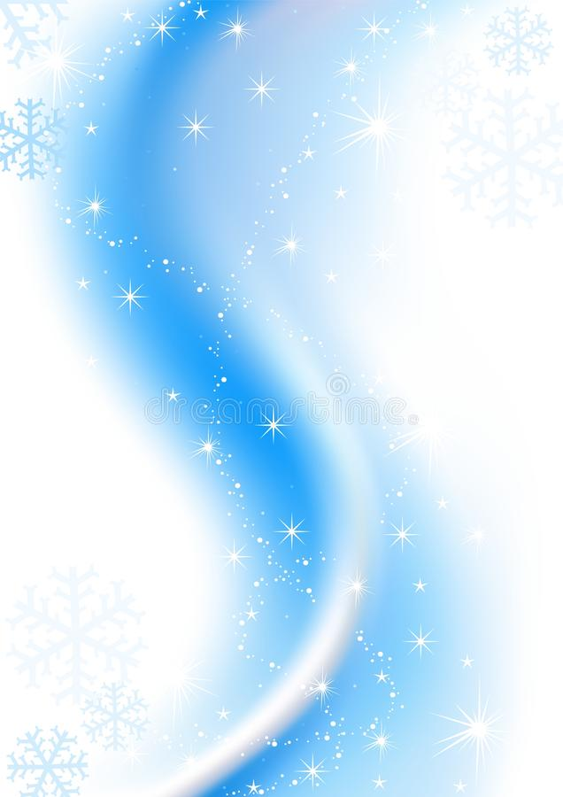 Download Blue Abstract Christmas stock vector. Illustration of clipart - 10804501