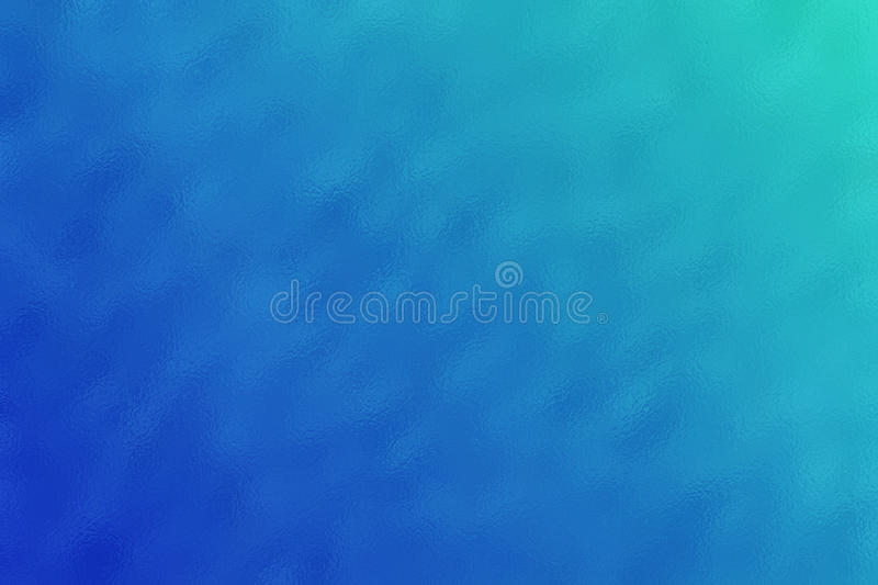 Blue abstract glass texture background or pattern, creative design template. With copyspace royalty free stock photo