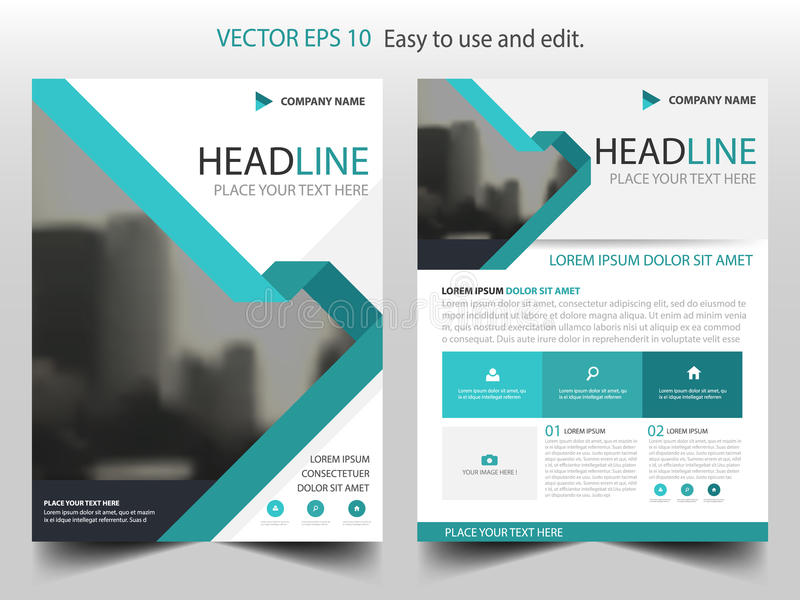 Blue abstract label Brochure design template vector. Business Flyers infographic magazine poster.Abstract layout template , royalty free illustration