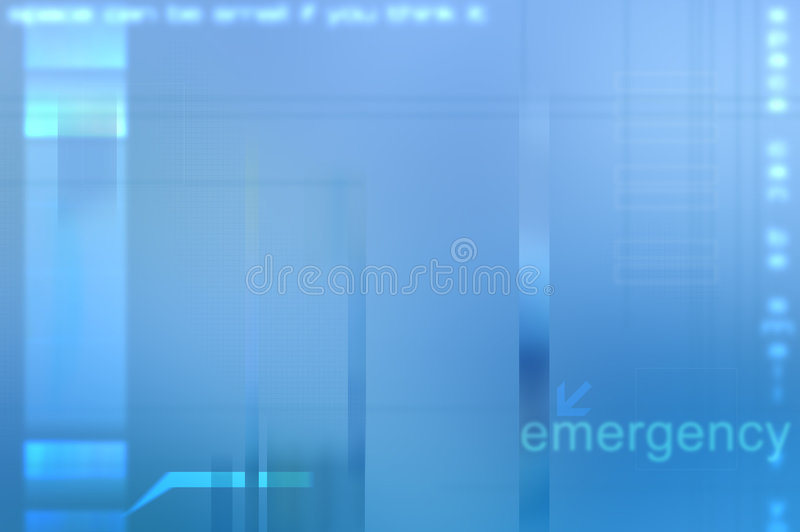 Blue abstract medical background. vector illustration