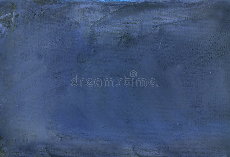 Blue abstract painted stock images