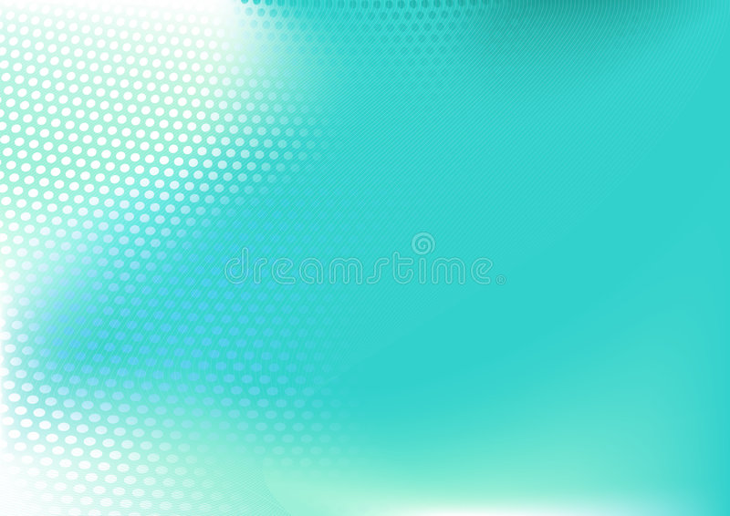 Blue abstract techno background vector illustration