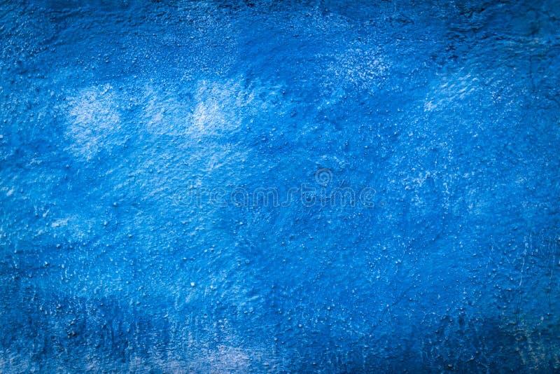 Blue Abstract Wall stock photos