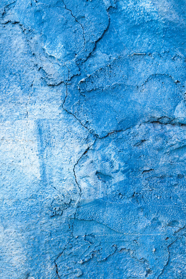 Blue Abstract Wall royalty free stock images