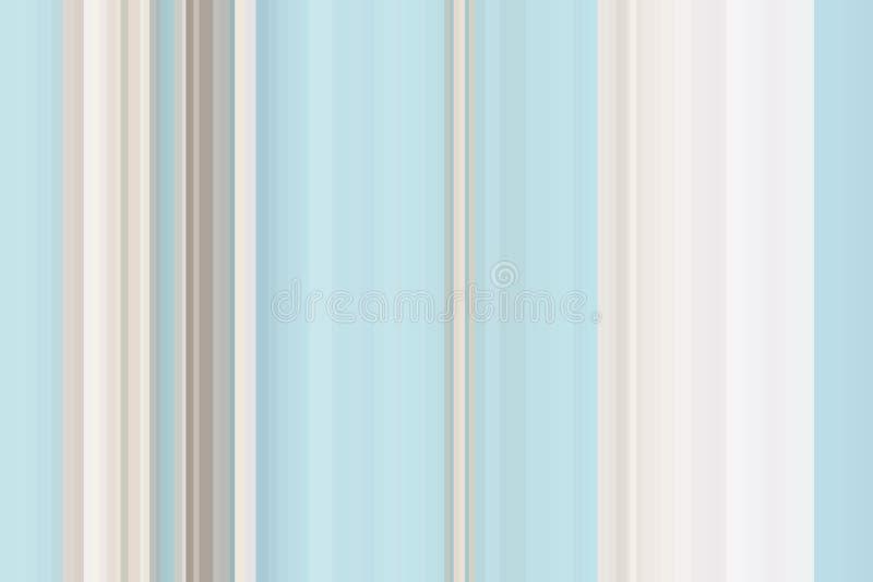 Blue aero azure denim, colorful seamless stripes pattern. Abstract illustration background. Stylish modern trend colors. Blue aero azure denim, colorful vector illustration