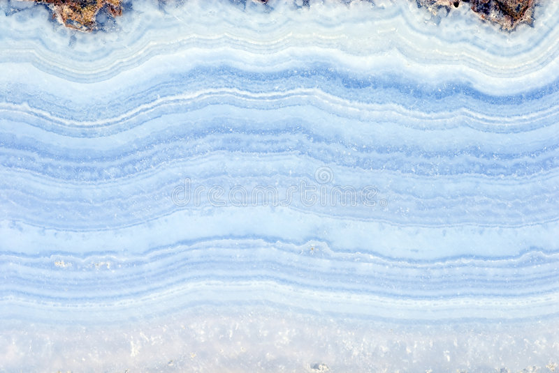 Blue agate royalty free stock photography