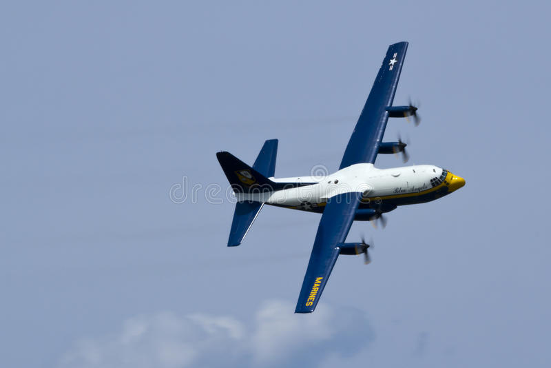 Blue Angels Fat Albert Editorial Stock Image