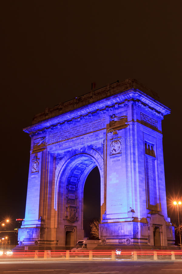Download Blue Arch Autism Day editorial photo. Image of attachment - 30192126