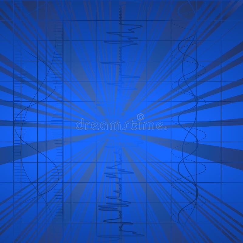 Download Blue background stock vector. Illustration of background - 17129340