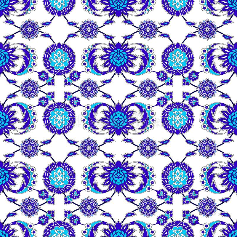 Download Blue background stock vector. Image of background, pattern - 18534227