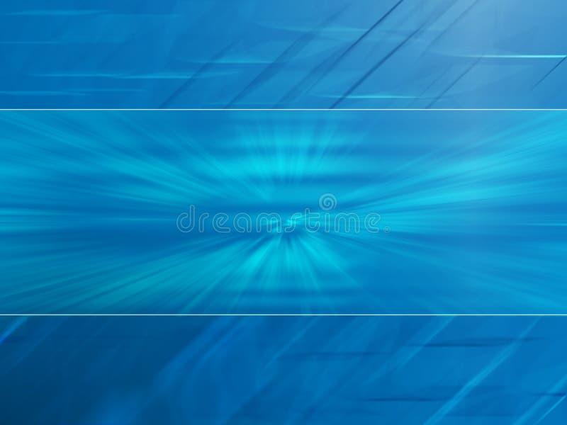 Blue background vector illustration