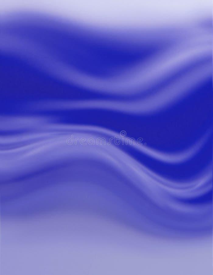 Blue background stock illustration