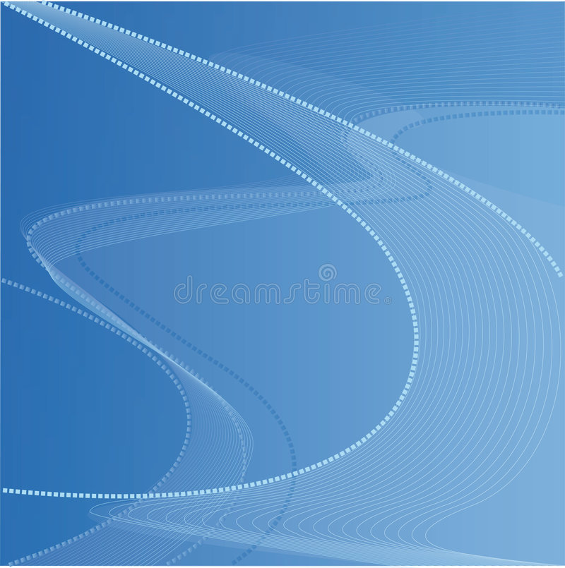 Download Blue Background stock vector. Image of colors, grid, smooth - 7033407