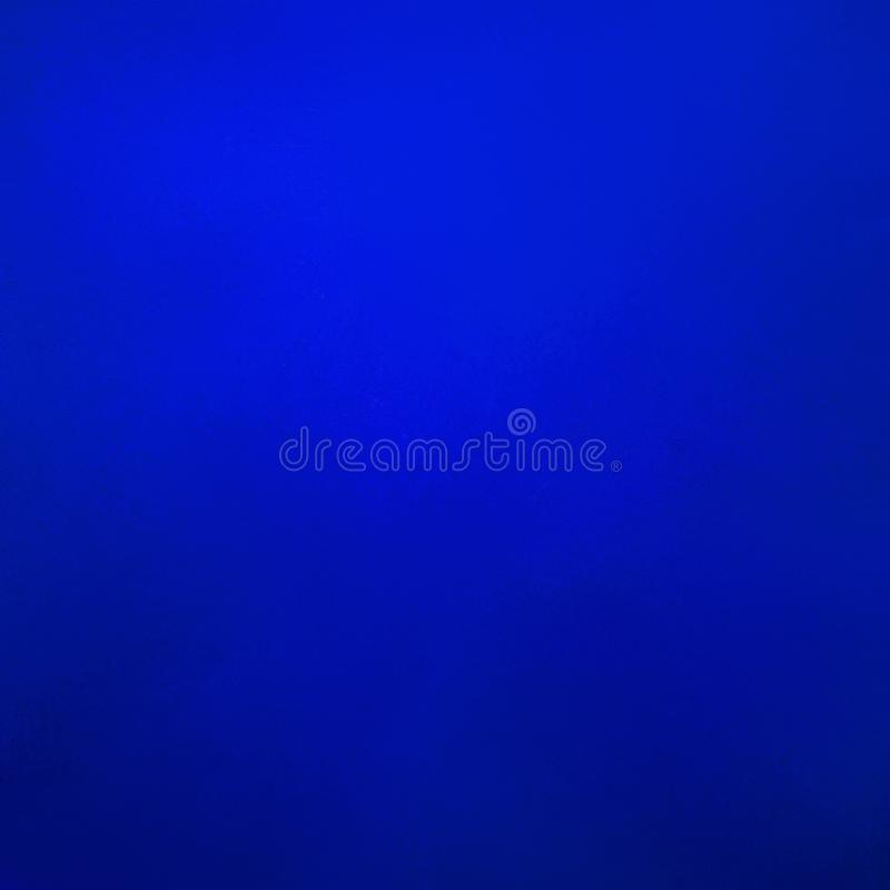 Blue background, abstract bold and bright solid blue color with faint textur vector illustration