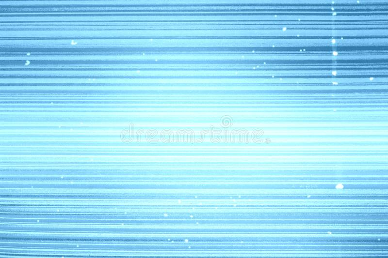 Wallpaper striped. Blue background with horizontal stripe, darkened, vignette.Grunge light blue banner texture. Blue background with horizontal stripes vector illustration