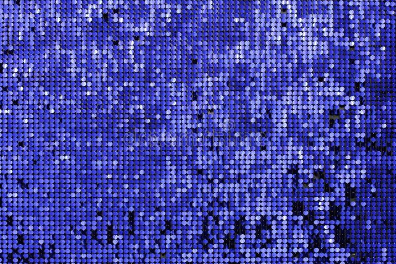 Blue background mosaic royalty free stock photo