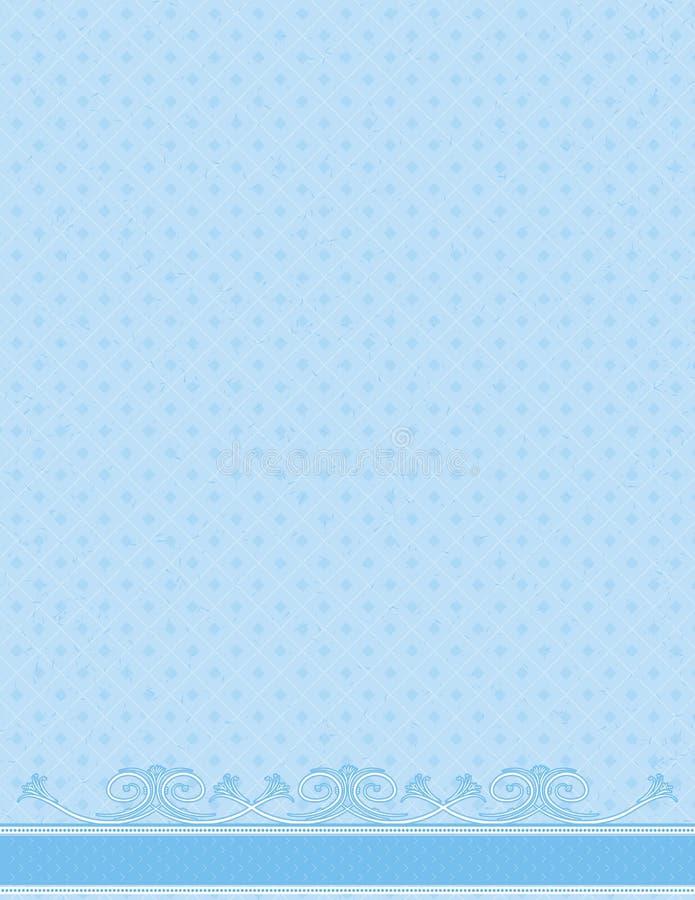 Blue background, vector vector illustration