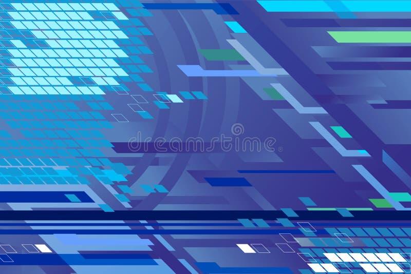 Blue backround royalty free illustration