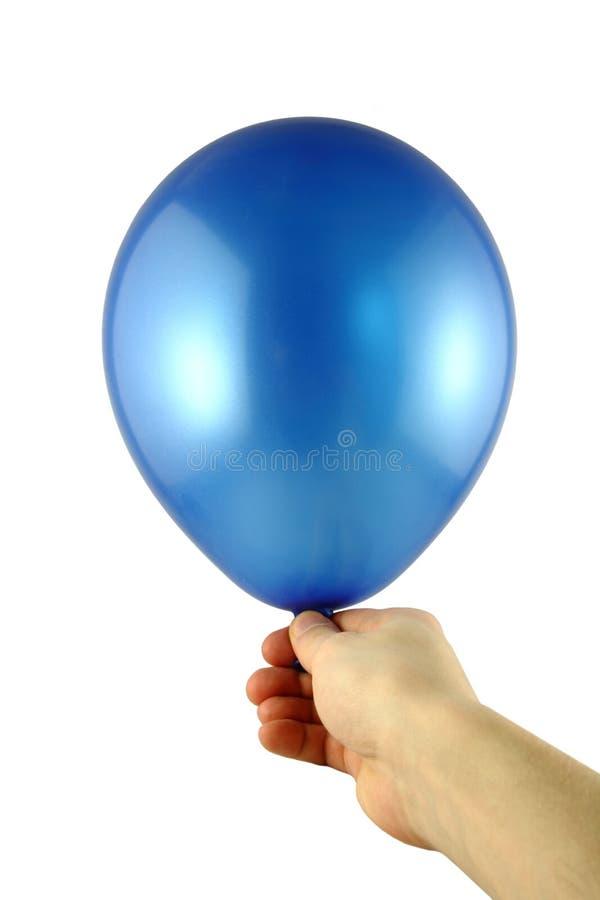 Free Blue Balloon Stock Photography - 18214442