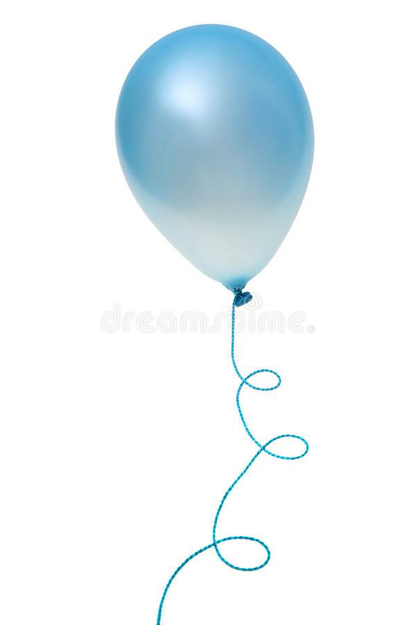 Download Blue Balloon Royalty Free Stock Photography - Image: 6912527
