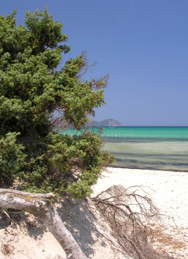 Download Blue Beach Stock Photos - Image: 191503