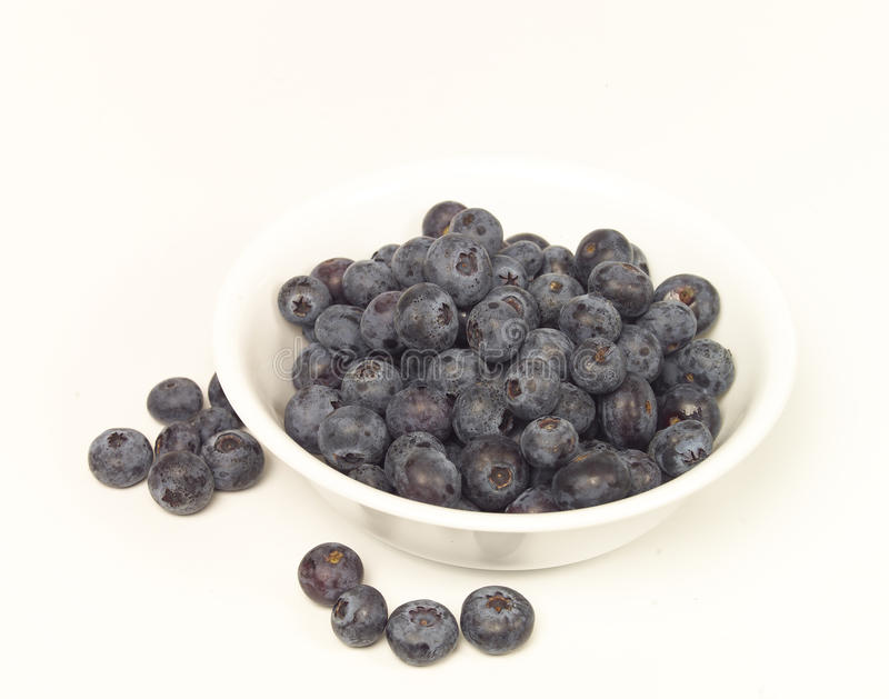 Download Blue berries stock image. Image of loose, blueberries - 25131997