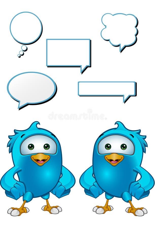 Download Blue Bird - Hands On Hips stock vector. Image of happy - 29436531