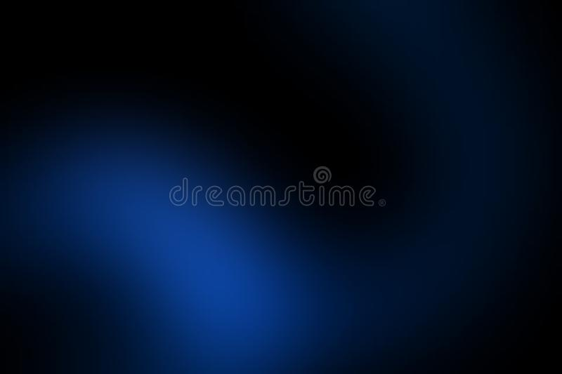blue black color abstract blur background wallpaper, vector illustration. stock photos
