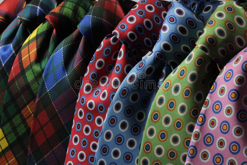 Blue And Black Dotted Neck Tie Free Public Domain Cc0 Image