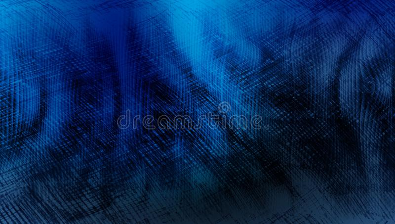 Blue and black shaded textured background. paper grunge background texture. background wallpaper. stock illustration