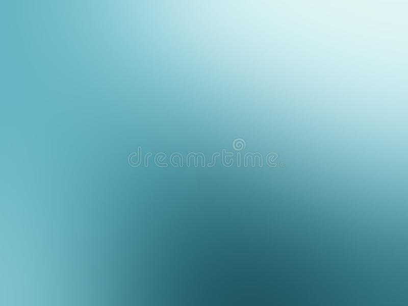 Blue blur abstract background vector design, colorful blurred shaded background, vivid color vector illustration. stock images