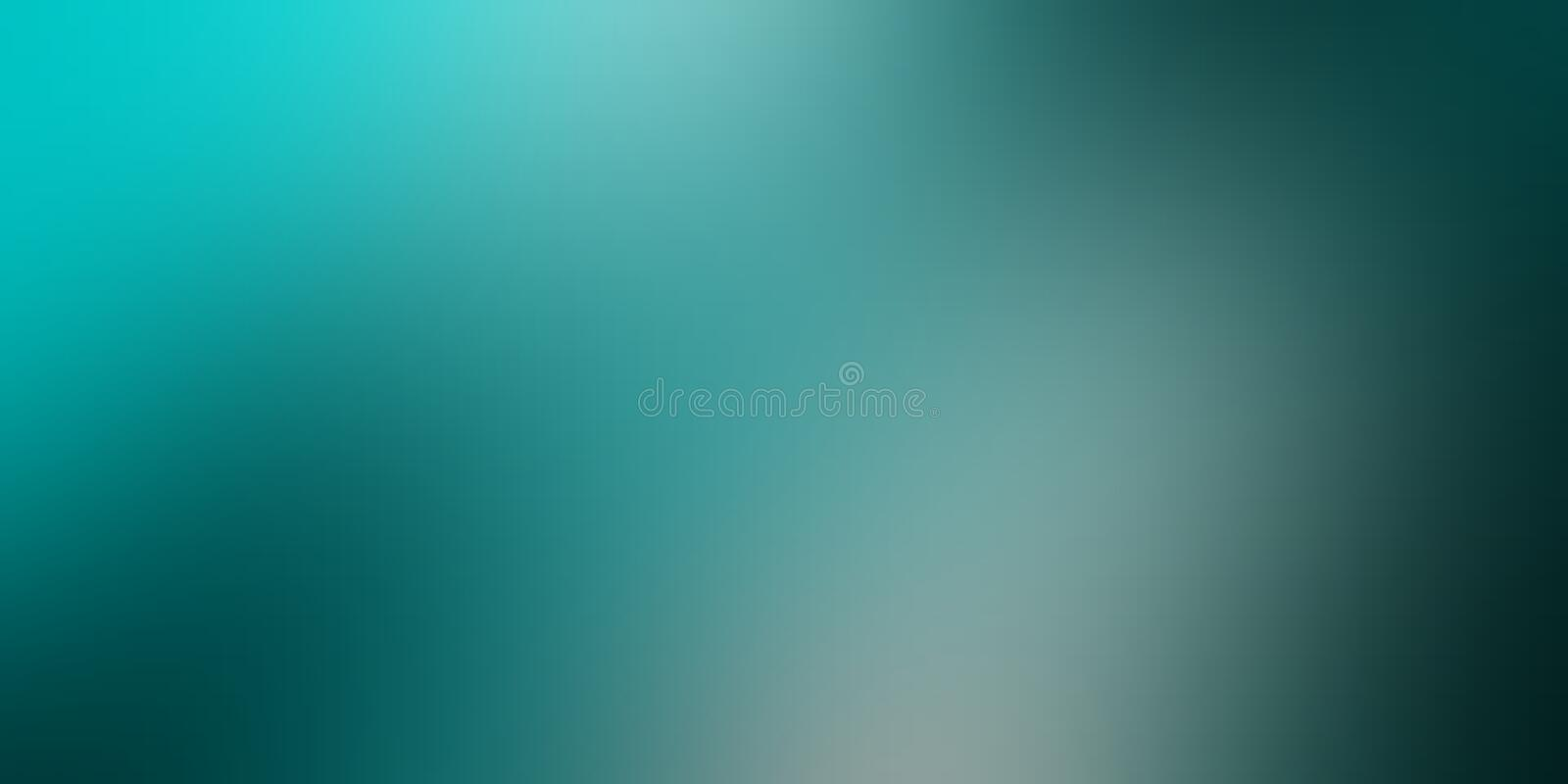 Blue blur abstract shaded background wallpaper, vector illustration. royalty free stock photos