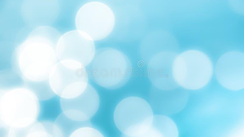 blue bokeh στοκ εικόνες με δικαίωμα ελεύθερης χρήσης