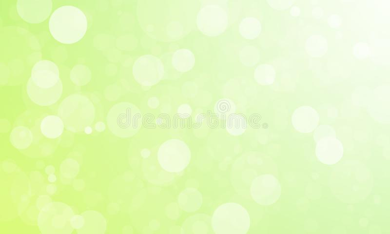 Blue bokeh abstract backgrounds. Blue bokeh abstract for backgrounds stock illustration