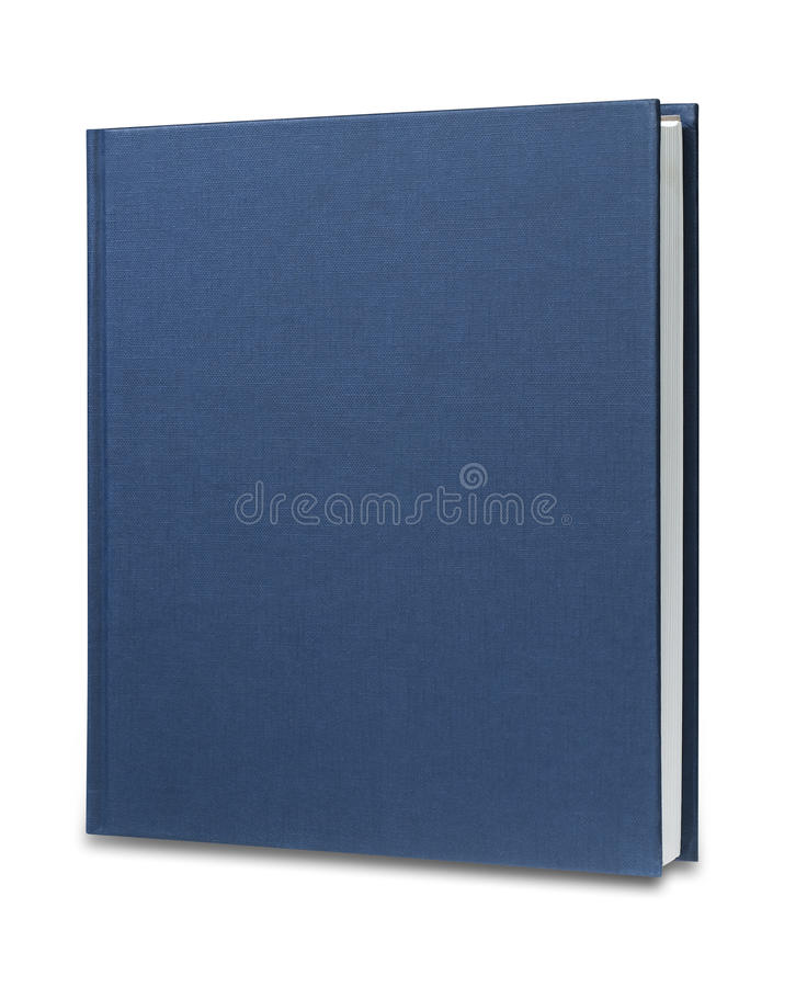Blue Book, Isolated Stock Photos