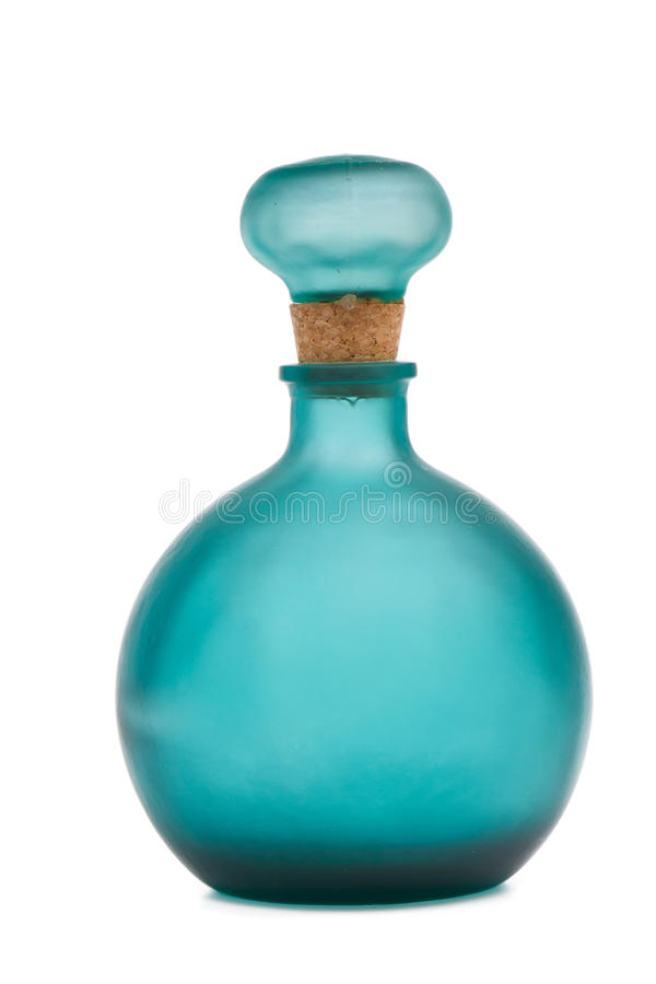 Free Blue Bottle Royalty Free Stock Photos - 22070208